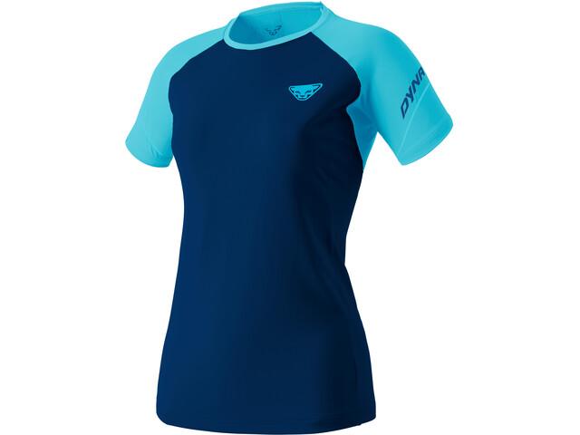 Dynafit Alpine Pro T-Shirt Dames, silvretta